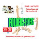 Folders | Flyers Criação - 4x4